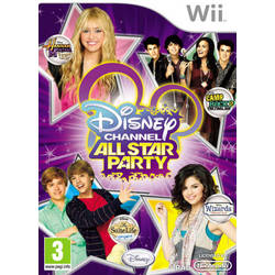 Buena Vista Joc WII Disney Channel All Star Party
