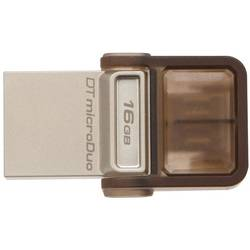 KINGSTON Memorie USB 16GB DT MicroDuo USB 2.0