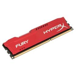 KINGSTON Memorie 8GB 1866MHz DDR3 HyperX Fury Red Series