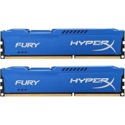 KINGSTON Memorie 16GB 1600MHz DDR3 (Kit of 2) HyperX Fury Series