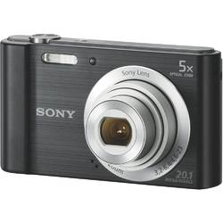 Aparat foto digital Sony W800, 20MP, Black