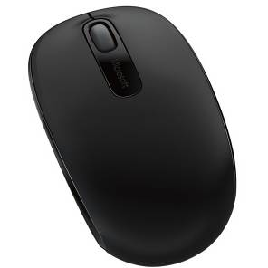 Microsoft MOUSE WIRELESS MOBILE 1850 NEGRU