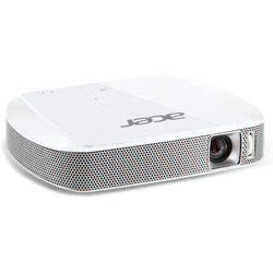 Videoproiector ACER C205, LED, FWVGA 854 x 480, 150 lumeni, 1000:1, 20.000 ore, USB power