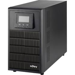 Njoy UPS Aten 3000 Online Double Conversion 3000VA, LCD, USB black, optional SNMP card
