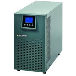 UPS Socomec ITYS2 2000VA online dubla conversie, Hard wire input/ output, Baypass, Management RS232, Optional SNMP Card