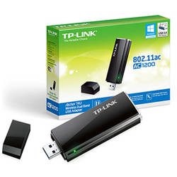 TP-LINK Adaptor Wireless AC1200, USB3.0