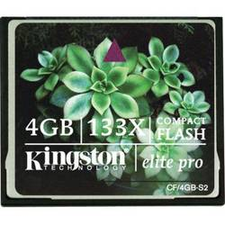 KINGSTON Compact Flash Card CF/4GB