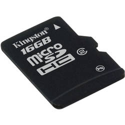 KINGSTON Micro Secure Digital Card SDC4/16GB