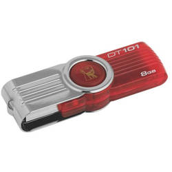 KINGSTON USB Flash Drive DT101G2/8GB
