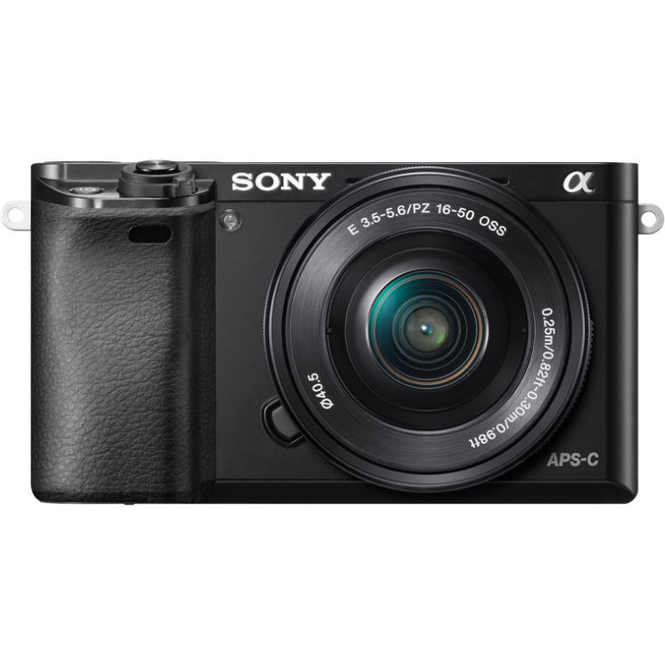 Sony Ilce6000b, 24.3mp, Body, Black