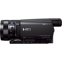 Camera video Sony HDRCX900EB, Full HD, Wi-Fi, Negru