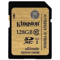 Secure Digital Xtreme Capacity 128GB SDXC UHS-I Clasa 10 Kingston