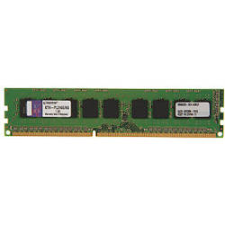 KINGSTON Memorie DDR3 8GB 1600MHz