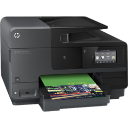 Multifunctional inkjet HP Officejet Pro 8620 e-All-in-One - A7F65A