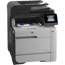 Multifunctional laser color HP LaserJet Pro MFP M476DN - CF386A
