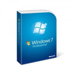 Microsoft Windows 7 Pro SP1 64 bit English FQC-08289