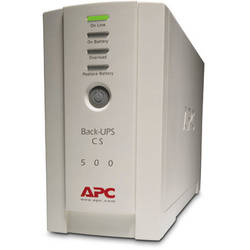 APC Back-UPS CS, 500VA/300W, stand-by