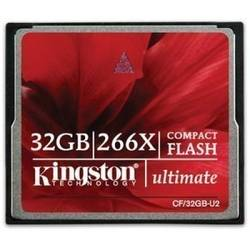 KINGSTON Card de memorie CF/32GB-U2