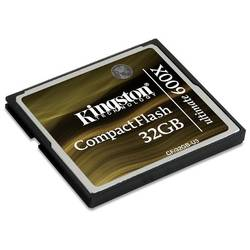 KINGSTON Card de memorie CF/32GB-U3