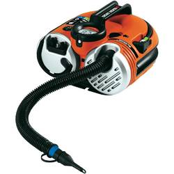 Compresor auto Black&Decker ASI500, 11 bar, 12V