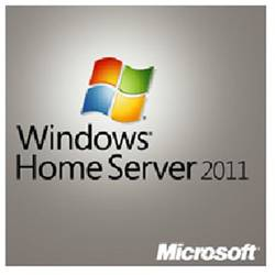 Microsoft Windows Home Server 2011 64Bit English 1pk CCQ-00128