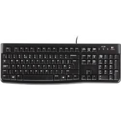 Tastatura Logitech Keyboard K120 Business black USB