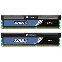 Memorie Corsair, KIT 2x4 DDR3, 8Gb, 1600Mhz CMX8GX3M2A1600C9
