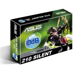 Placa video ASUS Nvidia Geforce G210, 1024Mb DDR3 64bit, DVI/HDMI/D-sub EN210SILDI1GD3LPV2