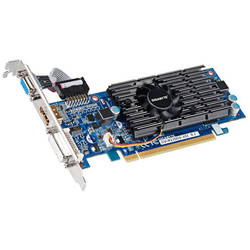 Placa video Gigabyte GeForce 210, 1Gb DDR3 64bit, DVI-I/D-sub/HDMI N210D3-1GI