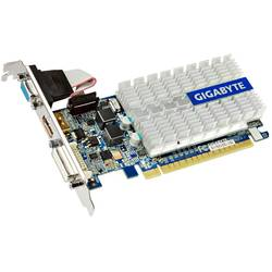 Placa video Gigabyte GeForce 210, 1Gb DDR3 64bit, DVI-I/D-sub/HDMI N210SL-1GI