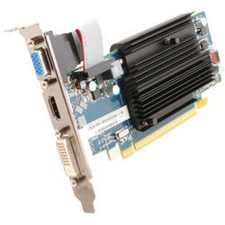 Sapphire Placa video ATI HD6450 2G DDR3 11190-09-20G