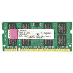KINGSTON Memorie SODIMM DDR II 2GB, 800Mhz KTH-ZD8000C6/2G