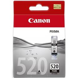 Canon Cartus PGI-520, BK Black ink Cartridge BS2932B001AA