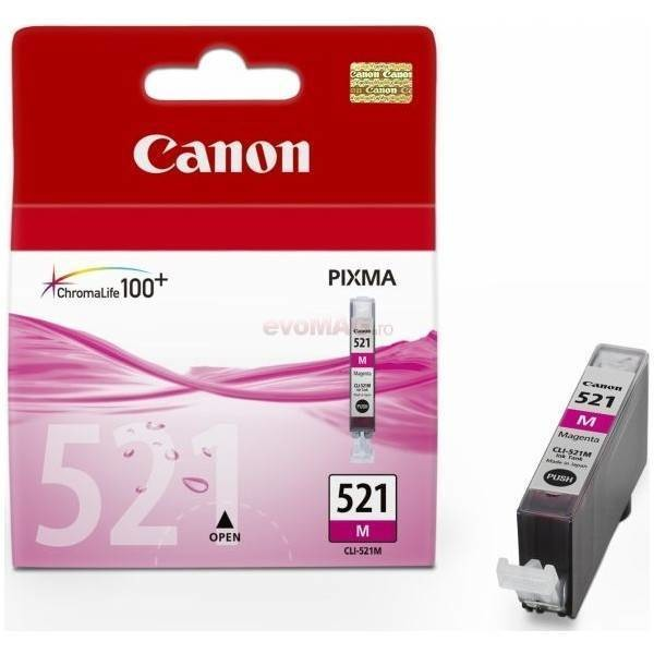 Cartus CLI-521M, Colour Ink Cartridge BS2935B001AA