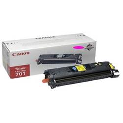 Canon Toner EP701LM, Toner Cartridge Magenta for LBP-5200 (2000 pgs, 5%) CR9289A003AA