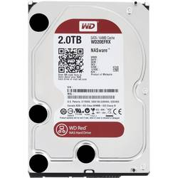 Western Digital HDD 2TB RED, Serial ATA3, IntelliPower WD20EFRX