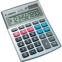 Calculator Canon LS-103TC, 10 Digits BE1535B002AA