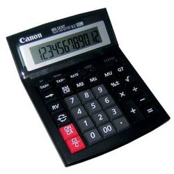 Calculator Canon WS-1210T, 12 Digit BE0694B002AA