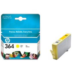 HP Cartus YELLOW NR.364 CB320EE ORIGINAL PHOTOSMART D5460 CB320EE