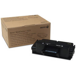 XEROX Black High Capacity Toner Cartridge, Workcentre 3325, 11k 106R02312