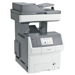 LEXMARK Multifunctional laser color Print/Copy, Scan/ Fax, A4 X746de X746de