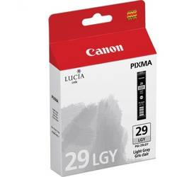 Canon PGI-29 LGY, Light Grey Ink Tank BS4872B001AA