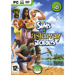 Joc PC, THE SIMS CASTAWAY EA1010093