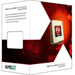 AMD Procesor FX-4300, 4 nuclee, 3.8Ghz, AM3+ FD4300WMHKBOX