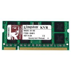 KINGSTON Memorie SODIMM DDR II 1GB, 800MHz KVR800D2S6/1G