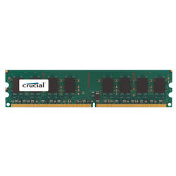 Crucial Memorie DRAM 1GB DDR2 800MHz CT12864AA800