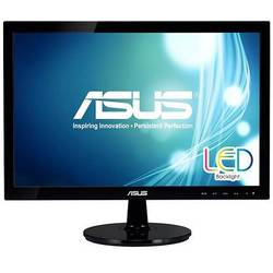 "Monitor LED Asus 18.5"", Wide, Negru, VS197DE"