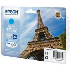 Epson Cyan XL Ink Cartridge 21ml