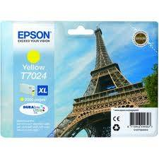 Epson Yellow XL Ink Cartridge 21ml