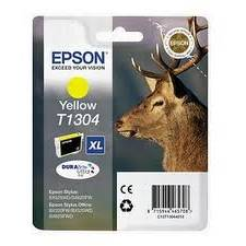 Epson Singlepack Yellow T1304 DURABrite Ultra Ink 10,1ml